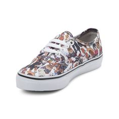 56686bf72f Vans Authentic ASPCA Party Animals Skate Shoe Size 3Y
