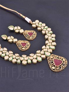 Reception Wear Necklace Set