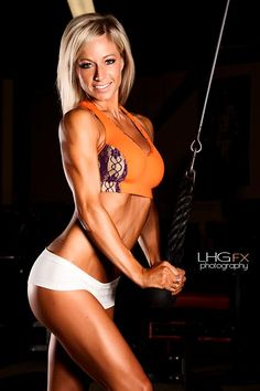 Meggan Clay food schedule and workout plan.