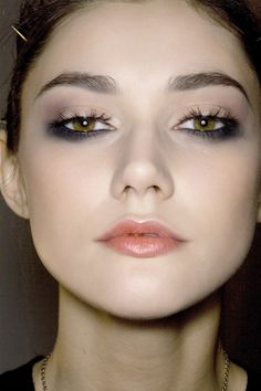 beautiful eye makeup!