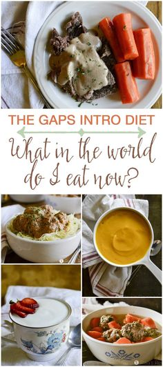 Intro Diet - What In the World Do I Eat? On the GAPS Intro Diet? Wondering what in the world you're going to eat now? I've got you covered, friend.On the GAPS Intro Diet? Wondering what in the world you're going to eat now? I've got you covered, friend. Detox Diet Drinks, Detox Diet Plan, Cleanse Diet, Detox Juices, Stomach Cleanse, Juice Cleanse, Quick Detox, Healthy Detox, Healthy Eating