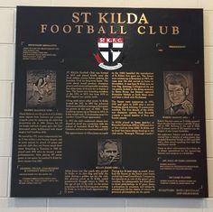 Robert Harvey, Stadium Tour, St Kilda, Juventus Logo, Team Logo, October, Football, Logos, Soccer