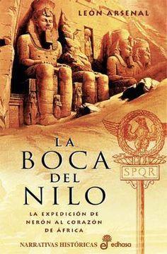 En el año 66 d.C., en tiempos de Nerón, una expedición se dispone a seguir el curso del Nilo con el propósito de conquistar nuevas tierras aún por descubrir y, al mismo tiempo, abrir un nuevo mercado con el que comerciar.