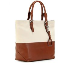 ae2e9d80f6 Ralph Lauren bag Brown Leather Totes
