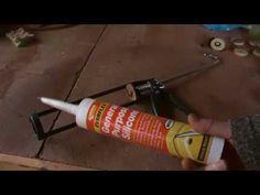DIY boquilla de ceramica esmaltada  Making A Clay Extruder