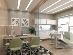 Clinic Interior Design, Clinic Design, Waiting Room Design, Medical Office Decor, Cabinet Medical, Modern Small House Design, Dental Office Design, Hospital Design, Dental Braces