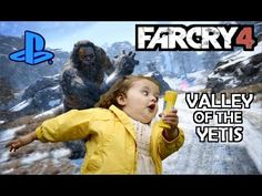 Far Cry 4 - Valley of the Yetis (Intense Moment)  #farcry4 #twitch #ps4share #valleyoftheyetis #bigfoot