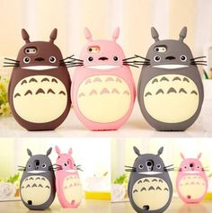 "Lovely totoro iphone case   Coupon code ""cutekawaii"" for 10% off"