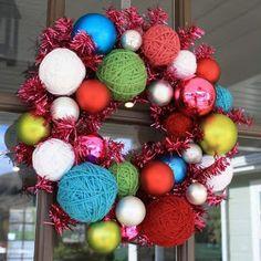 ISABEL PIRES DE LIMA: Coroas de Natal - Christmas Wreath
