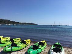 Bonif'Kayak, Bonifacio corsica