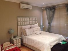 3 Bedroom Cluster in Morningside Bryanston, Decor, Furniture, Bed, Home, Rent, Bedroom, Home Decor