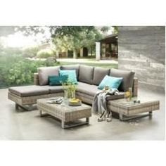 Furniture Haul Away Furniture Sofa Set, Garden Furniture, Outdoor Furniture Sets, Furniture Ideas, Sectional Coffee Table, Coffee Tables, Outdoor Seating, Outdoor Decor, Home Living