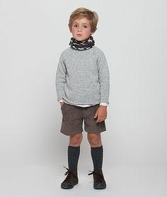 Cute boys look by Spanish designer nicoli.es Look Niño 03 // claradeparis.com ♥