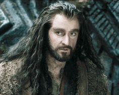 Thorin Ⅱ Oakenshield -the desolation of smaug- Lotr, The Hobbit, Hobbit Hole, Thranduil, Legolas, Fili Y Kili, Misty Eyes, Top Male Models, Lord