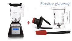 Blendtec Total + Twister Jar giveaway by thelittlekitchen.net, ends Jan. 29, 2013!!