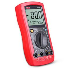 UNI - T UT105 Handheld Auto Range Digital Automotive Multimeter LCD Data Hold #CLICK! #clothing, #shoes, #jewelry, #women, #men, #hats