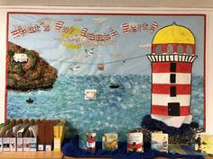 Lighthouse Keeper's Lunch Display