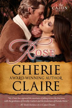 The Letter, the sixth book in Cherie Claire's Cajun Series of historical romances.