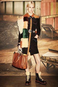 Coach 1941 Pre-Fall 2016 Fashion Show