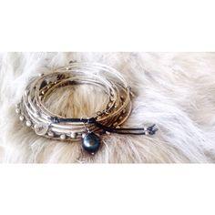 Studio Blue Jewelry #sterlingsilver #bangles #bracelet #jewelry #style #accessories