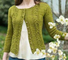 Ravelry: Cosette pattern by Jennifer Wood
