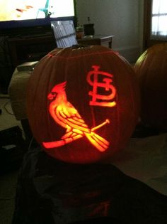 October in #STL! Go #Cardinals !