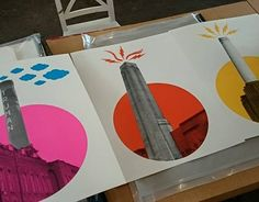 "Check out new work on my @Behance portfolio: ""INDUSTRIAL LONDON TRILOGY - SCREENPRINT"" http://on.be.net/1MfvDOX"