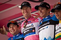 "Garmin-Barracuda will ride for Ryder Hesjedal at Tour, hunt stage wins for Tyler Farrar - Giro d'Italia winner Ryder Hesjedal of Canada will spearhead the nine-man Garmin-Barracuda team during the Tour de France, which gets under way June 30 in Liège, Belgium.  ""After winning a big tour for the first time we have high hopes for the Tour de France,"" Garmin chief Jonathan Vaughters said."