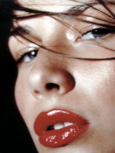 hair&make up: brigitte brenner @ basics-berlin.de   photographer: oliver plath   basics berlin   hair   make-up   styling   red lips