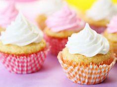 Cupcake de Limão com Cobertura