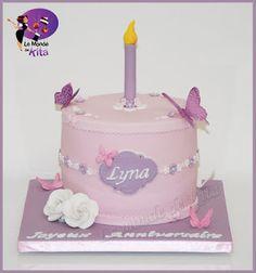Le Monde de Kita: Une Première Bougie Pour Lyna  L'adorable Lyna vie...