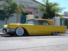 1960 ford kustoms | Ford : Thunderbird convertible 1966 Ford Thunderbird Convertible ...