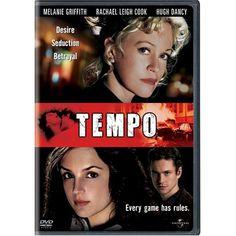 Tempo (2003) DVD Movie Melanie Griffith, Hugh Dancy
