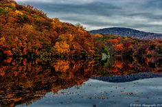 Photograph Reflections Of Fall by Harold Begun on 500px