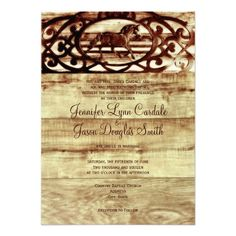 ShoppingRustic Barn Wood Horse Wedding Invitations Personalized AnnouncementsYes I can say you are on right site we just collected best shopping store that have