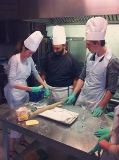 Cooking Class at Chianti Restaurant Morrocco, Tavarnelle Val di Pesa (Firenze, Italy)