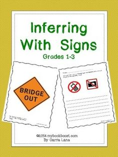 Inferring With Signs