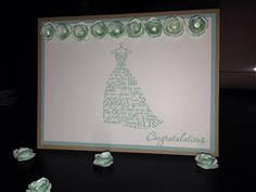 Something Blue by Dominique410 - Cards and Paper Crafts at Splitcoaststampers