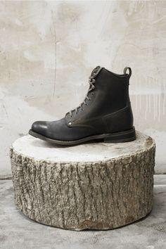 Caterpillar Orson Humus Leather Boots