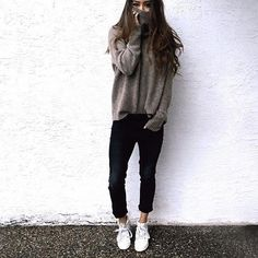 <p>An oversized Italian knit that will quickly become your…