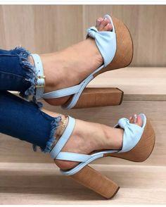 26a4091765 Tacones Altos De Moda Para Mujer Hermosa En Colombia - $ 87.566 en Mercado  Libre