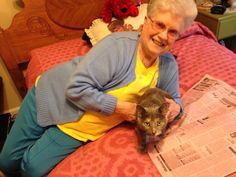 Grandma& Lillie