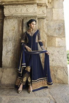2d14fb49a0 I found this beautiful design on Mirraw.com Salwar Kameez Online, Salwar  Suits Online