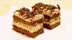 plazma-kolac Pastry Recipes, Sweets Recipes, Cake Recipes, Cooking Recipes, Chocolate Recipes, Chocolate Cake, Paris Themed Cakes, Kolaci I Torte, Romanian Food