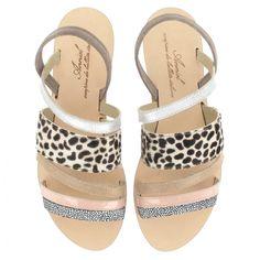 Anniel Sandals Leopard