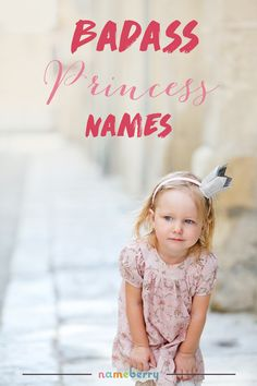 She's beautiful, charming, and little bit badass. Check out these Badass Princess names for your baby girl. She's beautiful, charming, and little bit badass. Check out these Badass Princess names for your baby girl. Southern Baby Girl Names, Strong Baby Girl Names, Short Baby Girl Names, Baby Girl Middle Names, Unusual Baby Girl Names, Baby Names 2018, Girls Names Vintage, Beautiful Girl Names, Names Girl