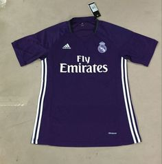 Real Madrid Away Soccer Jersey: www. Real Madrid Soccer, Soccer Jerseys, Adidas Jacket, Jackets, Real Madrid Football, Football Shirts, Down Jackets, Football Jerseys, Jacket