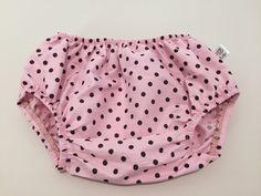 Tapa fralda pra bebê com estampa de poá    Tecido 100% algodão    Tamanho P 1 a 3 meses/ M 3 a 6meses/ G 6 a 9 meses /1 ano / 2 anos/ 3 anos