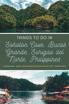 With crystal clear waters, a jellyfish sanctuary, gorgeous caves, and immense beauty, Sohoton Cove is a great place to spend a day when you are in Surigao del Norte. It is located in Bucas Grande Island that shares a border with Socorro, another town in Surigao. This unique place will make you fall in love with nature.