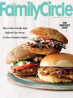 Family Circle Magazine, Only $3.99 per Year!